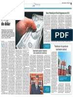 Crise testa força do dólar