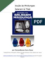 80015485 Mridanga Duryodhana Guru Dasa Portugues PT