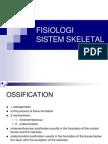 Fisiologi Sistem Skeletal NF