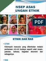 Hbgn Etnik, Masyarakat Dan Budaya