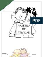 APOSTILA DE REFORÇO ESCOLAR