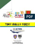 Updated 170613 - Time Rally Guide KEJURNAS TIME RALLY 2013 (Jateng, 29-30 Juni)