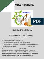 Quimica Organica_Hibridacion e Isomeria