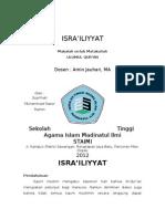 Israiliyat Ulumul Quran