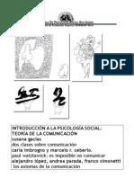 Cuaderno comunicación