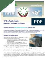 033 RFID Health Fact Sheet