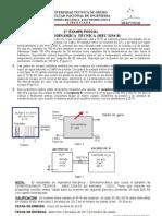 2do. Examen Parcial Mec-2254-b