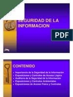 Seguridad de Informacion