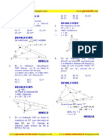 Triangulos II Ejercicios Resueltos