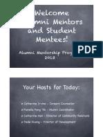 Meet & Greet Presentation