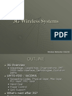 3 g Wireless System