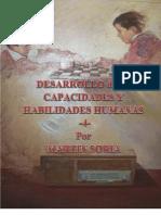 DESARROLLO DE LAS CAPACIDADES Y HABILIDADES HUMANAS TOMO IV