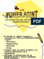 Ppoint Uso Educativo