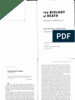 12-Apr 22 - Klarsfeld and Revah - The Biology of Death - Ch 1