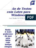 Latex No WindowsI-II