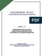 Referensi Indikator Pencapaian Tb Hiv