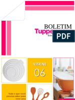 Boletim Tupperware