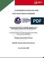 Alfaro Paredes Emigdio Auditoria Gestion Tecnologia Informacion