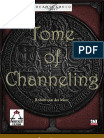 Dreamscarred Press - Tome of Channeling