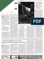 2007 - Los Mossos desalojan una casa de okupas feministas y lesbianas en el Raval