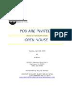 You Are Invited Bridge of Hope North Shore Open
