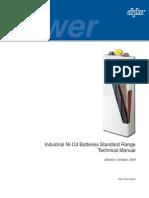 Ni-CD Tech Manual