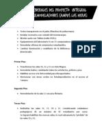 Lineamientos Generales Del Proyecto FACEA