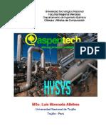 Hysys Manual Peruano