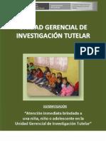 Investigacion Tutelar