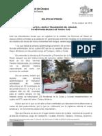 03/10/12 Germán Tenorio Vasconcelos el Combate Al Mosco Transmisor Del Dengue, Es Responsabilidad de Todos, Sso