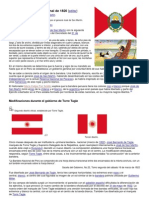 Dia de La Bandera Historia