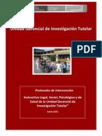 Protocolo de Intervencion Investigacion Tutelar