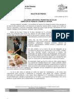 14/10/12 Germán Tenorio Vasconcelos victorina Gallardo Cervantes, Promotora de Salud Ejemplo a Seguir