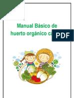 Manual Básico de huerto orgánico casero