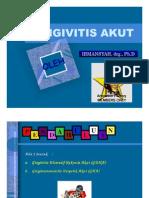 Gingivitis Akut