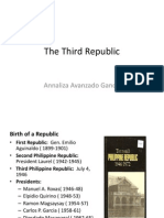 The Third Republic