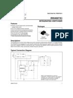 Iris4007 Integrated Switcher