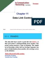 DATA LINK CONTROL FOROUZAN