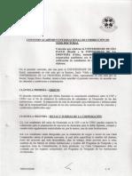 Convenio Co Dirección Tesis Doctoral UFRO - USP