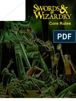 Swords and Sorcery Rulebook