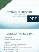 Tema 1 - Função e objectivos da Gestao Financeira 030613