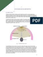 PRINCIPIOS BÁSICOS DE CAMPIMETRÍA