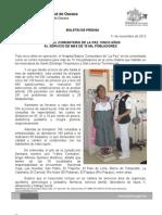 11/11/12 Germán Tenorio Vasconcelos HOSPITAL COMUNITARIO DE LA PAZ, CINCO AÑOS AL SERVICIO DE MÁS DE 15 MIL P_0
