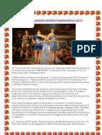 Idt Annual Fashion Show-fashionova 2013