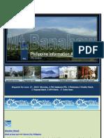 Dispatch for June 17 , 2013 Monday, 4 PIA Calabarzon PRs , 2 Photonews, 6 Weather Watch, 2 Regional Watch , 5 OFW Watch , 17 Online News