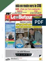 LE BUTEUR PDF du 27/04/2009