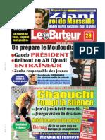 LE BUTEUR PDF du 28/04/2009