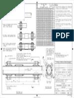 AC-036655-001 Tie Rod Arrangements for Welds Plus End Couplings