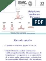 37.Relaciones Ventilacion Perfusion
