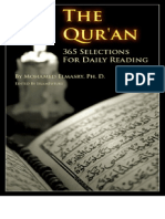 The Quran 365 Selections for Daily Reading